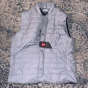 New Adidas Adipure Quilted Vest